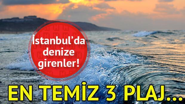 İstanbul'daki mavi bayraklı plajlar