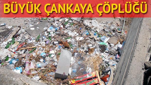 'Büyük Çankaya' Çöplüğü