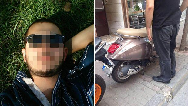 Şişli'de motosikletli tacizci yakalandı