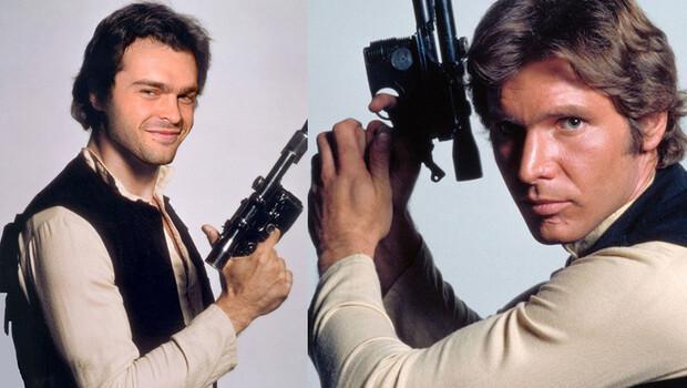 Huzurlarınızda yeni Han Solo