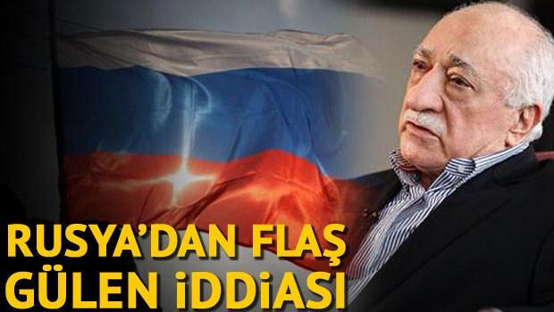 Rusya'dan Gülen iddiası: ABD, Türkiye'ye iade etmeyecek