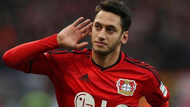 Bayer Leverkusen cephesinden sürpriz Hakan açıklaması