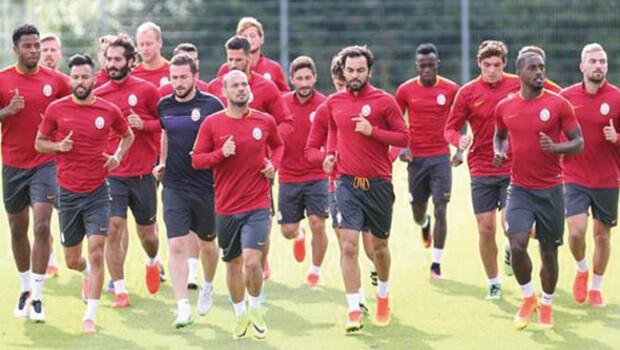 Galatasaray idmanında sürpriz isimler!