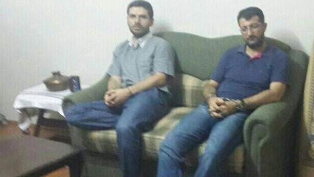 Darbe sonrası firar eden 2 rütbeli asker yakalandı