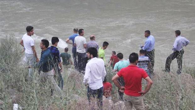 Serinlemek için Zap Suyu'na giren 2 çocuk kayboldu