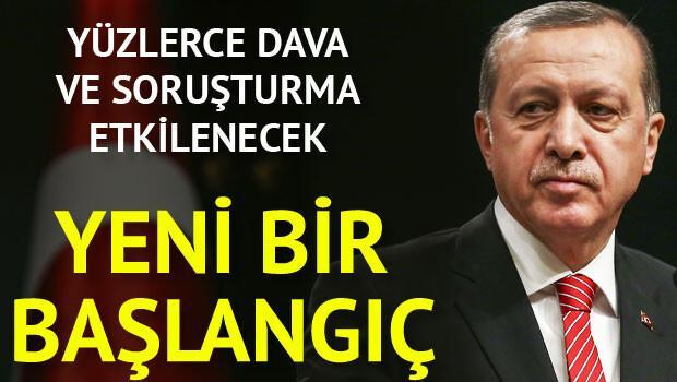 Erdoğan miladı: Liderler de dahil hakaret davalarından vazgeçiyor