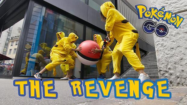 Pokemon Go'da intikam vakti!