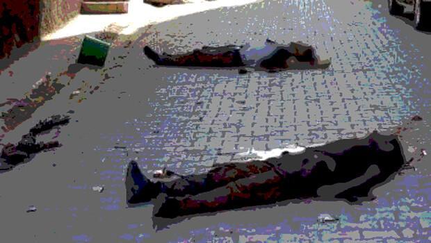 Mardin'de hain saldırı!
