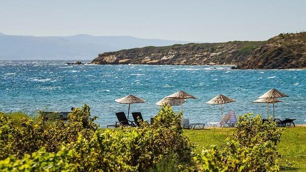 Türkiye'nin denize girilecek en serin 10 yeri!