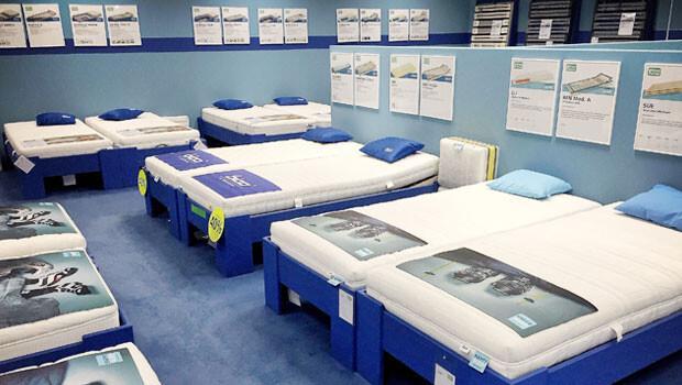 m bel ferrari den uyku sorunu olanlar in kampanya avrupa haberleri. Black Bedroom Furniture Sets. Home Design Ideas