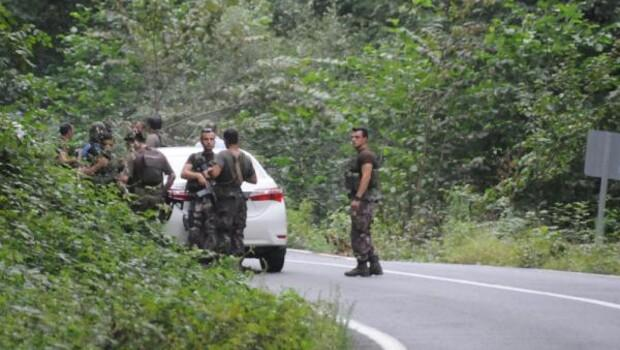 Maçka'da PKK'lı teröristlerle çatışma çıktı: 1 polis yaralı - ek fotoğraflar