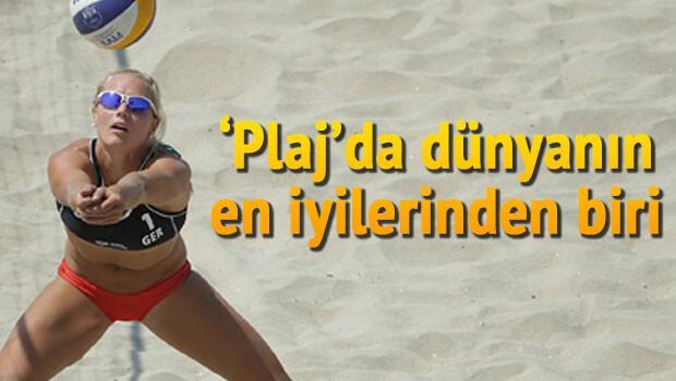 Dünyanın en iyi plaj voleybolcularından biri Bremenli Kim