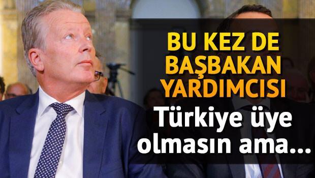 ÖVP Lideri Reinhold Mitterlehner: Türkiye'ye üye olmasın ama ortak olsun
