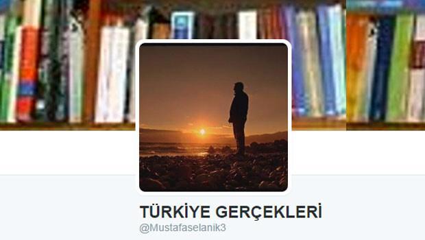 """""""Türkiye Gerçekleri"""" adlı twitter kullanıcısına FETÖ'den gözaltı"""