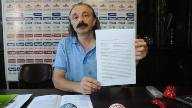 Vali Yavuz'a Cerrattepe açıklaması için suç duyurusu