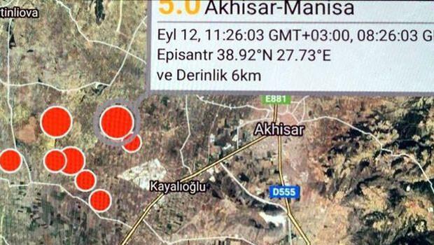 Uzmanlardan Manisa depremiyle ilgili ürküten açıklama