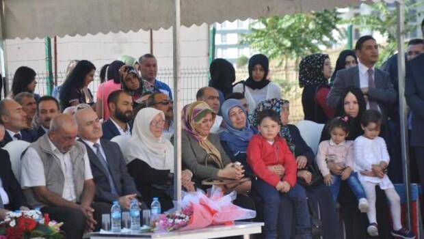 Kırıkkale'de el konulan okulda yeni eğitim yılı töreni