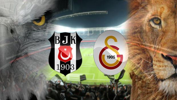 Beşiktaş Galatasaray maçı öncesinde heyecan dorukta.. Derbi saat kaçta hangi kanalda?
