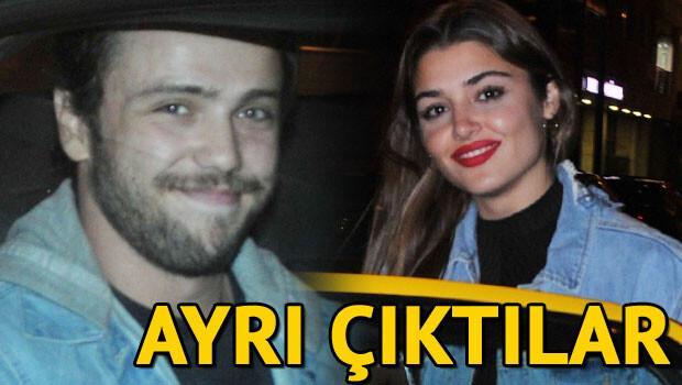 Tolga Sarıtaş ve Hande Erçel eski günleri andı!