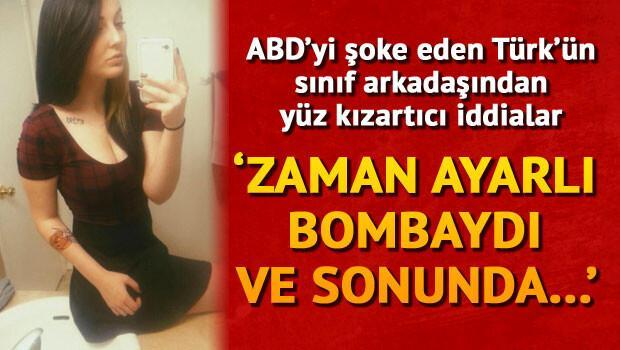 ABD'deki Türk saldırgan için yüz kızartıcı iddialar