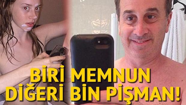 Eski bakan ve kızının çıplak fotoğrafları sosyal medyayı salladı