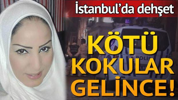 İstanbul'da dehşet! Kötü kokular gelince...