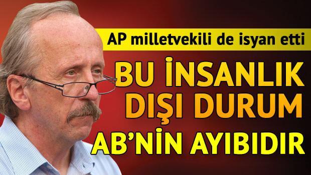 AP milletvekili Niedermüller: Sınırdaki durum, AB'nin ayıbıdır