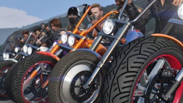 GTA Online için motosiklet çeteleri geliyor