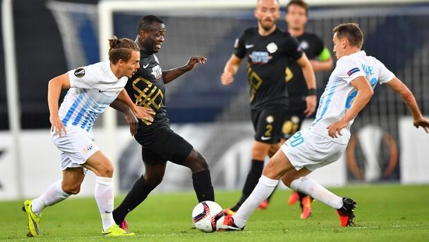 Zürih 2-1 Osmanlıspor / MAÇ ÖZETİ