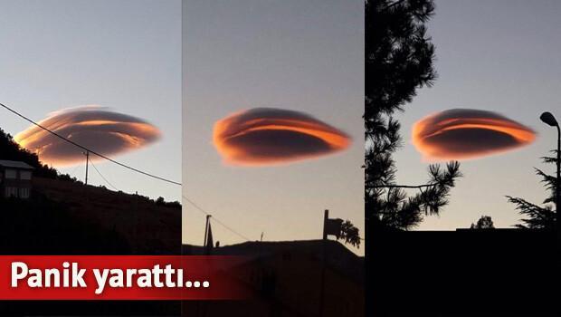 Tunceli'de şaşırtan görüntü