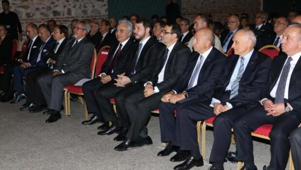 fotoğraflar//Bakan Berat Albayrak İstanbul'da konuştu