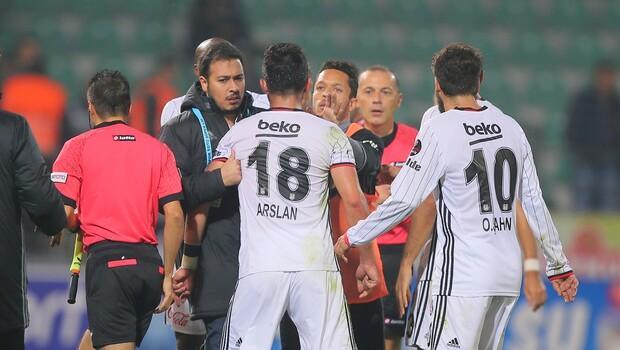Çaykur Rizespor - Beşiktaş maç özeti