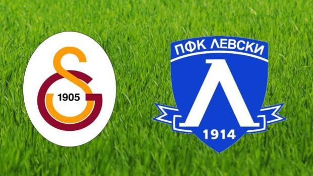 Levski Sofya Galatasaray hazırlık maçı bu akşam saat kaçta hangi kanalda?