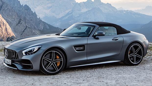 Mercedes-AMGden elektrikli model mi geliyor