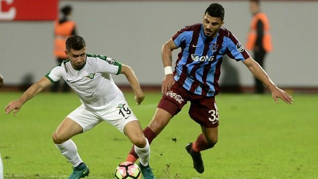Trabzonspor 0-0 Akhisar Belediyespor / MAÇIN ÖZETİ