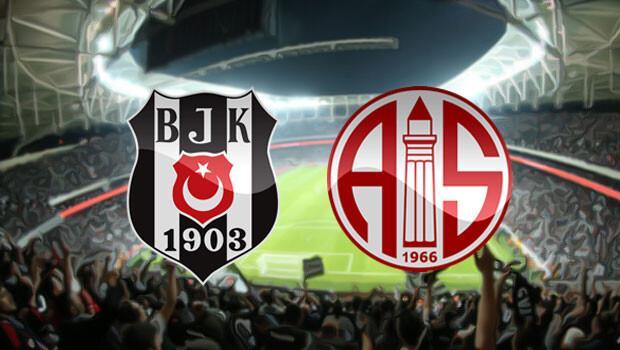 Beşiktaş Antalyaspor maçı için heyecan dorukta.. Maç saat kaçta, hangi kanalda Beşiktaş ve Antalyasporun ilk 11leri belli oldu