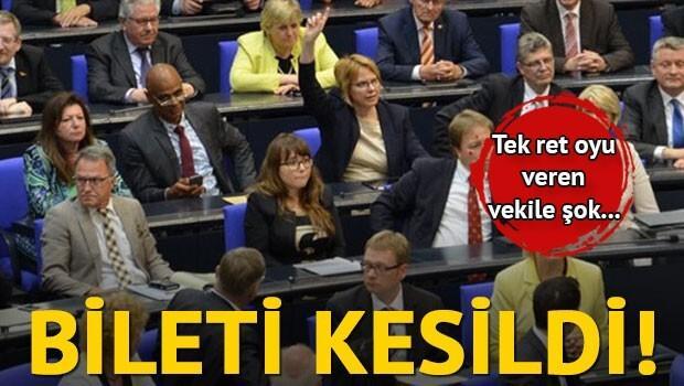 Almanyada Bettina Kudla yeniden milletvekili adayı gösterilmedi
