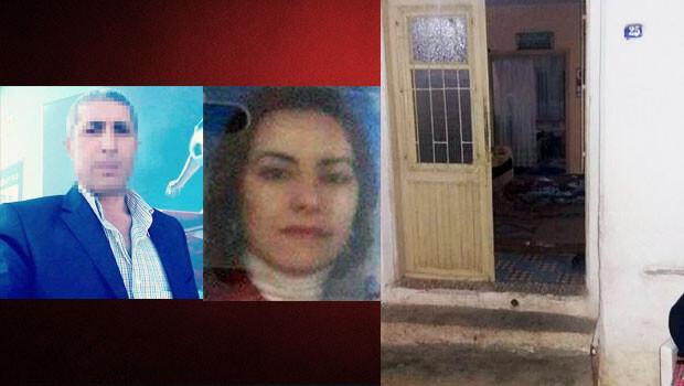 4 yaşındaki kızının gözü önünde öldürüldü