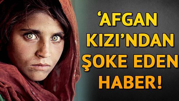 Afgan kızı tutuklandı