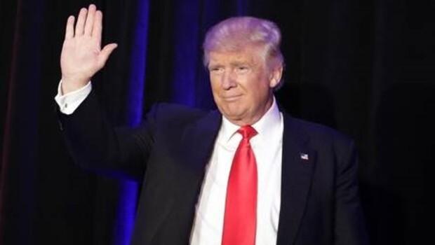 ABDnin yeni başkanı Trumptan zafer konuşması