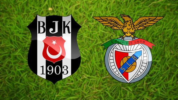 Beşiktaş Benfica maçı bu hafta ne zaman, saat kaçta hangi kanalda yayınlanacak şifreli mi