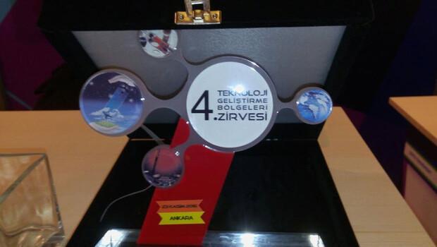 Bakan Özlü'den Teknoloji Geliştirme Bölgesi açıklaması
