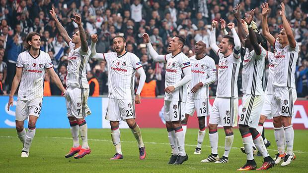 Beşiktaş gruptan nasıl çıkar