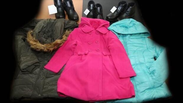 İhtiyaç sahibi 6 bin 30 çocuğa kışlık giyecek yardımı
