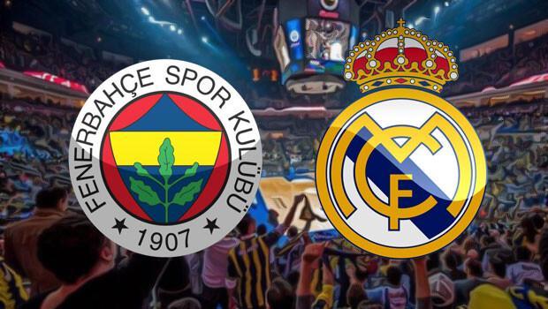 Fenerbahçe Real Madrid Euroleague maçı hangi kanalda saat kaçta - THY Avrupa Ligi