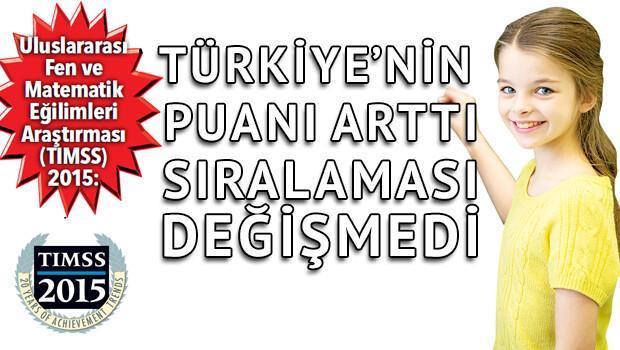 Türkiye'nin puanı arttı sıralaması değişmedi