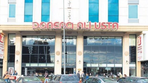Dönerci Ali Usta markasının sahibi Ali Özcana FETÖ tutuklaması