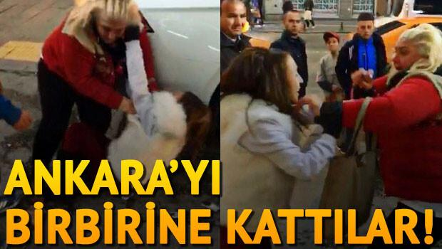 Ankarayı birbirine kattılar