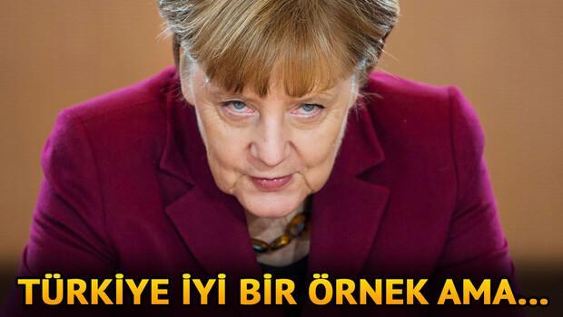 Merkel: Mülteci anlaşması umduğum gibi değil
