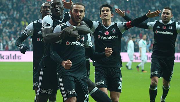 Beşiktaş 2 – 1 Bursaspor
